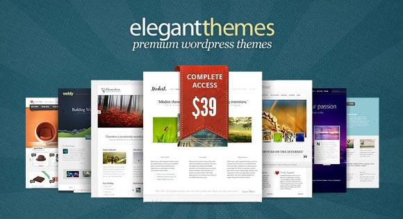 elegant themes 7