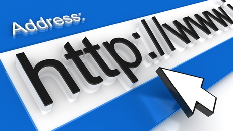 internet address line
